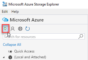 Import PST Office 365 PowerShell -Connect Azure Storage Explorer