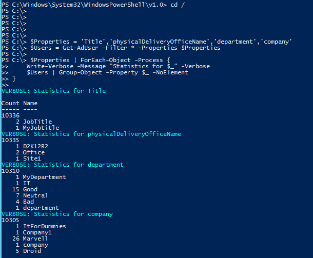 Check Global Address List Compliance PowerShell - Audit