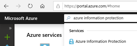 Azure Information Protection Overview - AIP in Azure